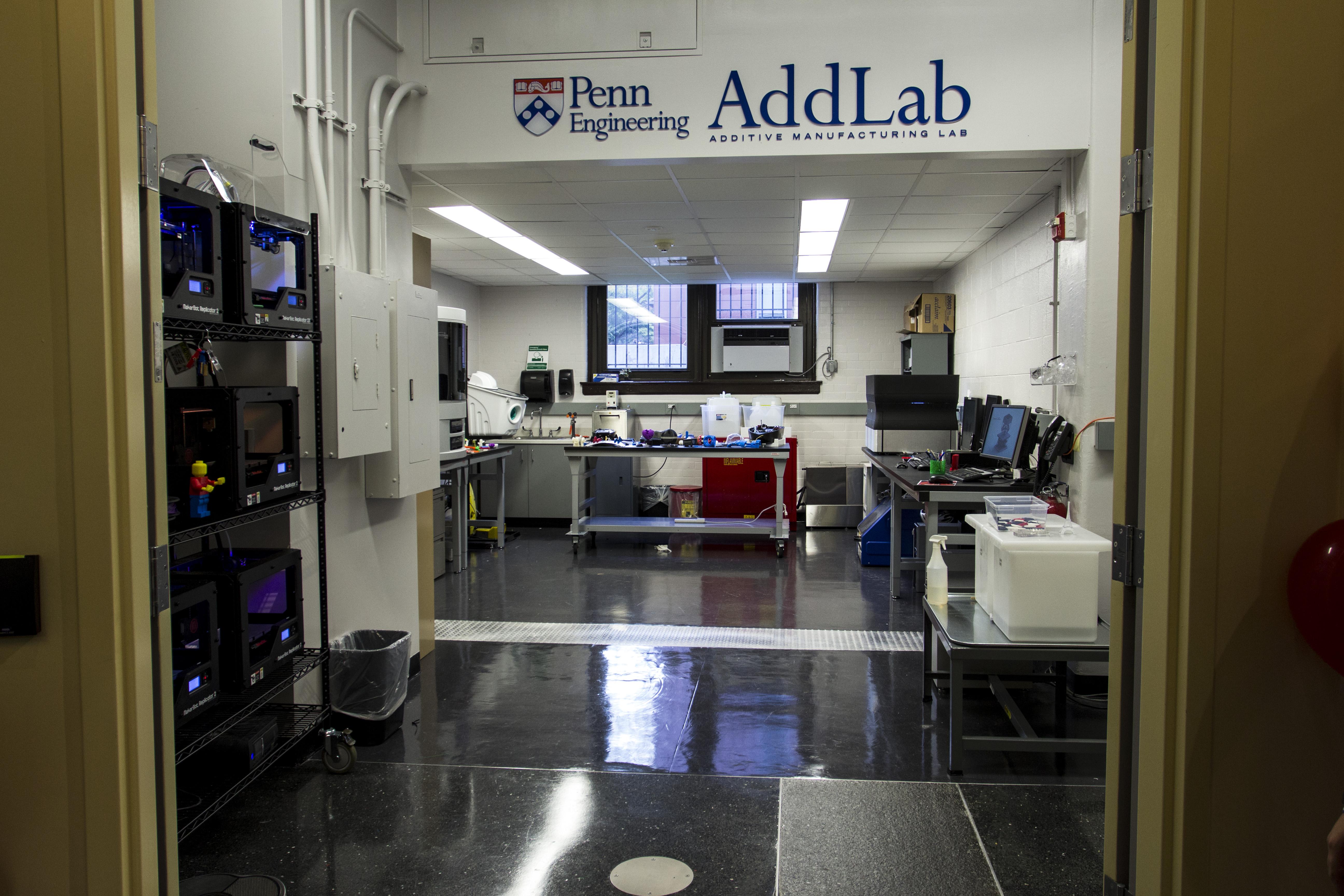Meam design laboratories for Door design lab