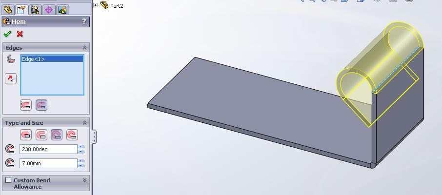 Meam Design Solidworkssheetmetal